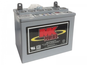 Akumulator żelowy MK BATTERY 12V-31,6Ah