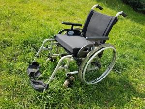 Wózek inwalidzki składany MOBILEX