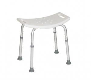 Krzesło/ stołek/ taboret rehabilitacyjny prysznicowy