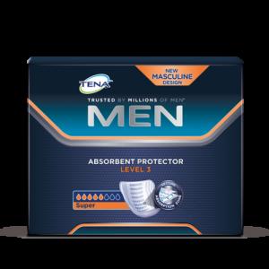 Wkładki męskie TENA Men Super