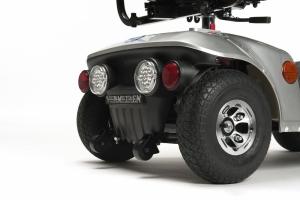 Wózek inwalidzki elektryczny, skuter Eris