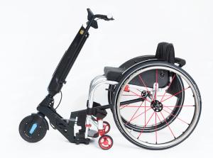 Przystawka do wózków inwalidzkich, napęd elektryczny BLUMIL GO