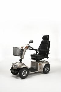 Wózek inwalidzki elektryczny, skuter Ceres 4 Delux