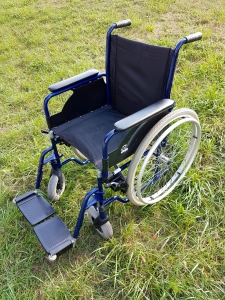 Wózek inwalidzki składany VERMEIREN