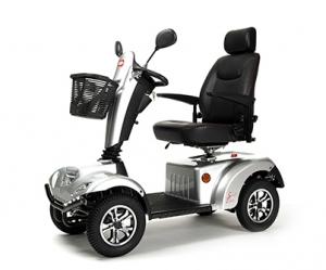 Wózek inwalidzki elektryczny, skuter Carpo 2 SE