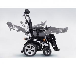 Wózek inwalidzki elektyczny PCBL DE LUXE