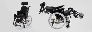 Wózek inwalidzki specjalny Netti III