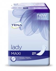 Wkładki TENA lady maxi 12szt