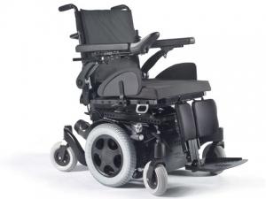 Wózek inwalidzki elektryczny Quickie Salsa M2