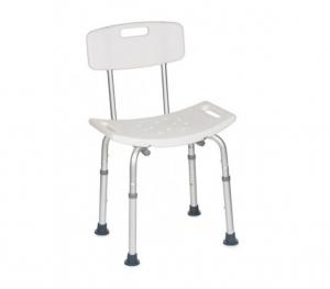 Krzesło/ stołek rehabilitacyjny prysznicowy