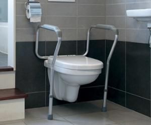 Poręcze na toaletę Liddy
