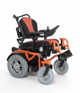 Wózek inwalidzki elektryczny Springer kids