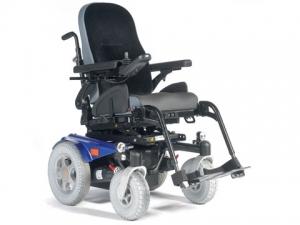 Wózek inwalidzki elektryczny Quickie Salsa R2