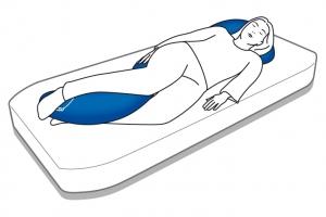Poduszka bocznej pozycji ułożeniowej