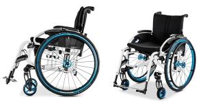 Wózek inwalidzki Smart S