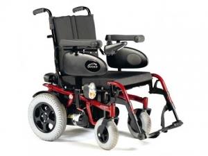 Wózek inwalidzki elektryczny Quickie Tango