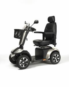 Wózek inwalidzki elektryczny, skuter Mercurius 4 LTD