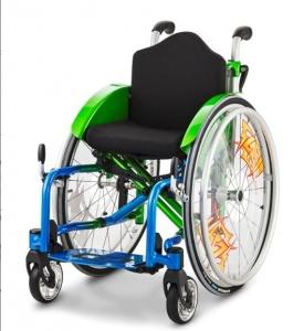 Wózek inwalidzki Flash (dziecięcy)
