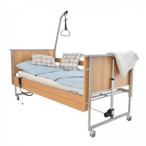 Łóżko rehabilitacyjne AKS D4 z niskim progiem