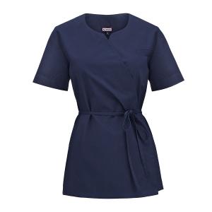 Bluza medyczna damska na wiązanie