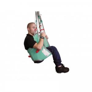 Kamizelka higieniczno-toaletowa LeviKam Active Full Back