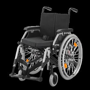 Wózek inwalidzki Eurochair 2 XXL