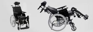 Wózek inwalidzki specjalny Netti 4U CE Plus
