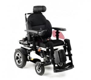 Wózek inwalidzki elektyczny PCBL DE LUXE LIFT