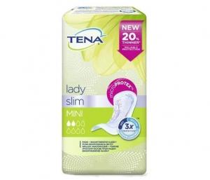 wkładki TENA lady slim mini 10szt