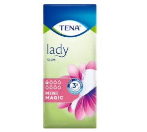 wkładki TENA lady slim Mini Magic 34szt