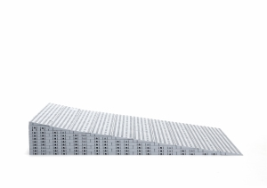Plastikowa, składana rampa podjazdowa 690 do 11,5cm